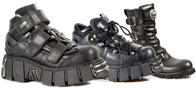 NONAME : New Rock, chaussures de marque